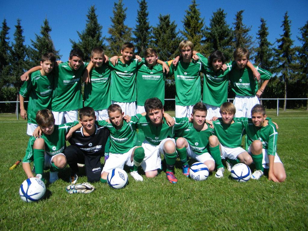U15 2012-2013