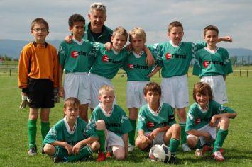 as andolsheim poussins 2008-2009