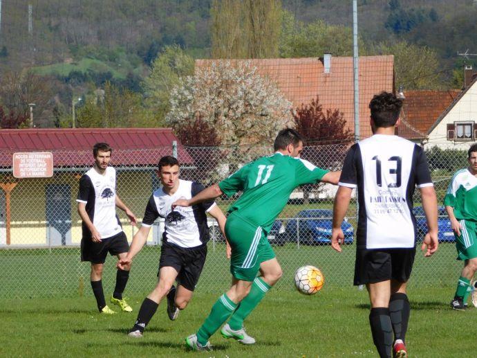 as andolsheim senior vs Gunsbach00008