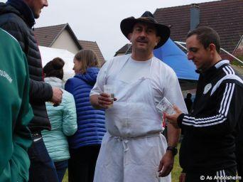 as andolsheim Sanglier à la broche 00056