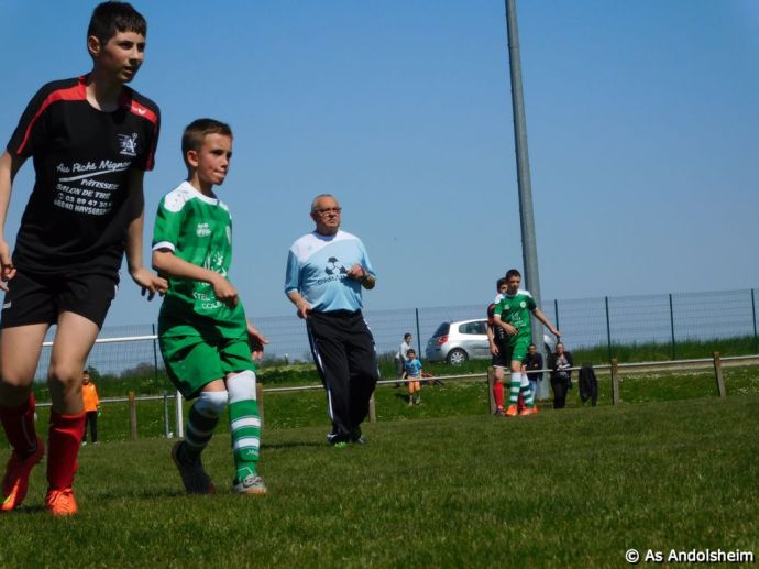 as andolsheim U 13 A Vs Avenir Vauban 00055
