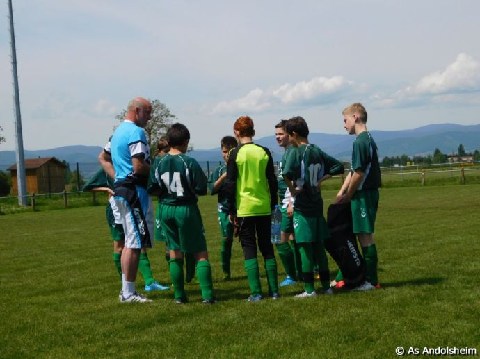 as andolsheim U 13 B vs Colmar Unifié 00000