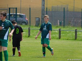 as andolsheim U 13 B vs Colmar Unifié 00012