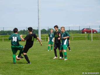 as andolsheim U 13 B vs Colmar Unifié 00018