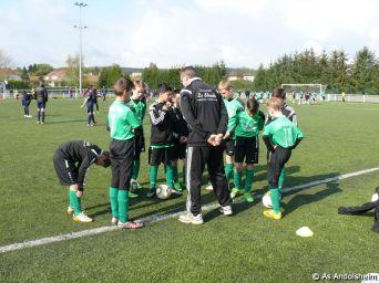 as andolsheim U 13 finale departementale Hirtzbach 00001