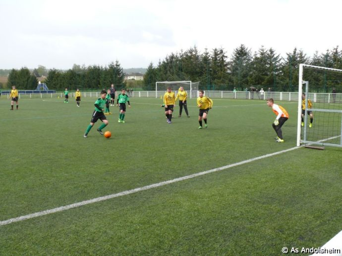 as andolsheim U 13 finale departementale Hirtzbach 00050