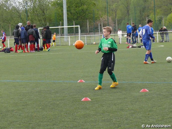 as andolsheim U 13 finale departementale Hirtzbach 00082