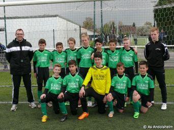 as andolsheim U 13 finale departementale Hirtzbach 00091