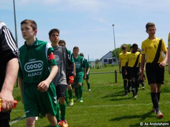 as andolsheim U 15 A vs FC Riquewihr 00003