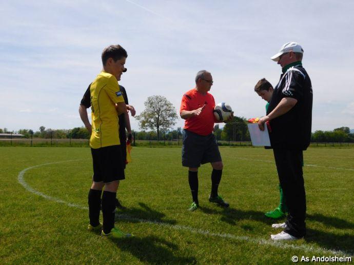 as andolsheim U 15 A vs FC Riquewihr 00011