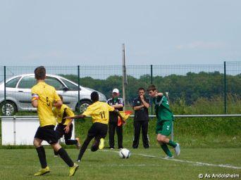as andolsheim U 15 A vs FC Riquewihr 00023