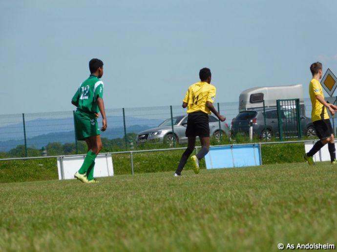 as andolsheim U 15 A vs FC Riquewihr 00030