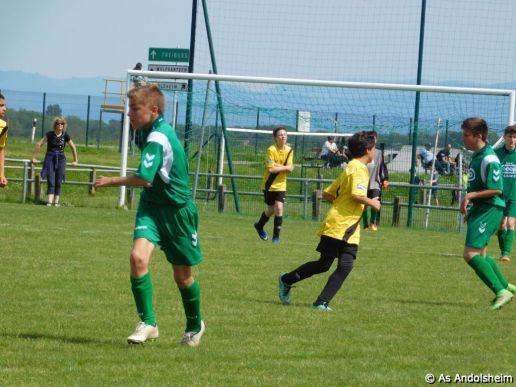 as andolsheim U 15 A vs FC Riquewihr 00031