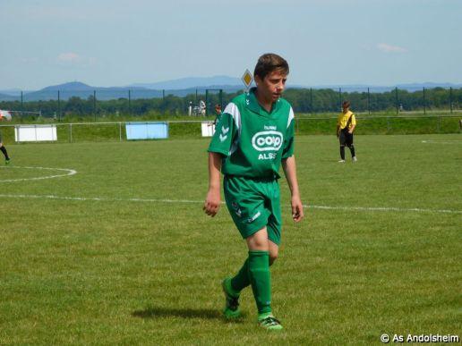as andolsheim U 15 A vs FC Riquewihr 00032