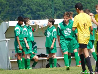 as andolsheim U 15 A vs FC Riquewihr 00037