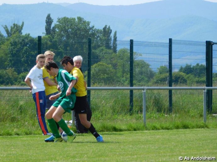 as andolsheim U 15 A vs FC Riquewihr 00044