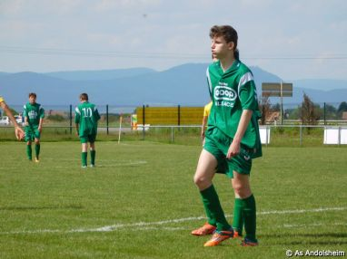 as andolsheim U 15 A vs FC Riquewihr 00048