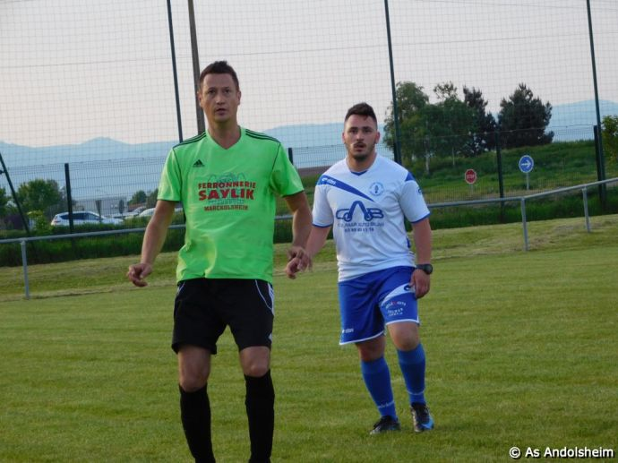 as andolsheim veterans vs Gendarmerie 00010