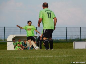 as andolsheim veterans vs Gendarmerie 00019