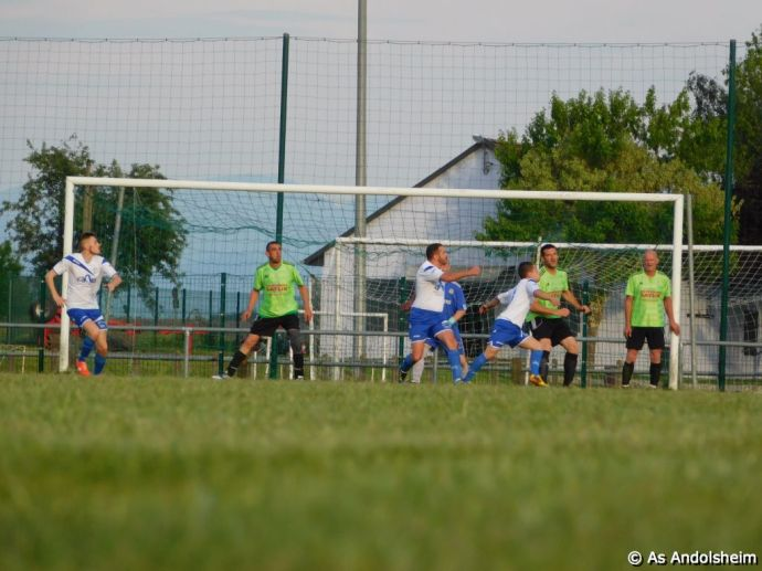 as andolsheim veterans vs Gendarmerie 00021