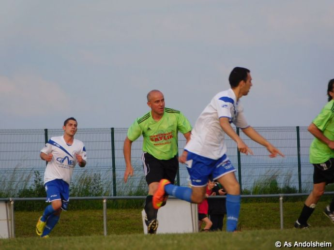 as andolsheim veterans vs Gendarmerie 00031