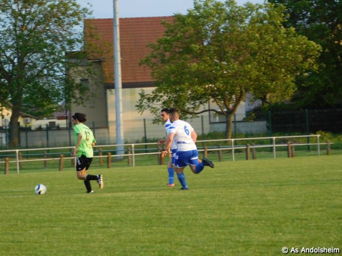 as andolsheim veterans vs Gendarmerie 00052