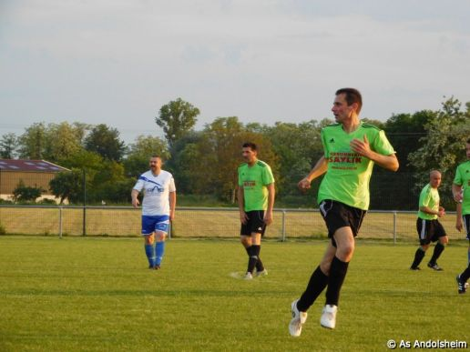 as andolsheim veterans vs Gendarmerie 00053