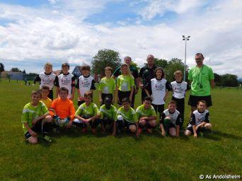 U 11 équipe 2