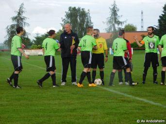 as andolsheim Séniors 1 Vs Bergheim 00020