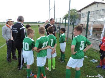 as andolsheim U 11 vs Jebsheim 17