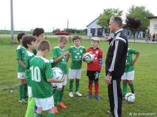 as andolsheim U 11 vs Jebsheim 3