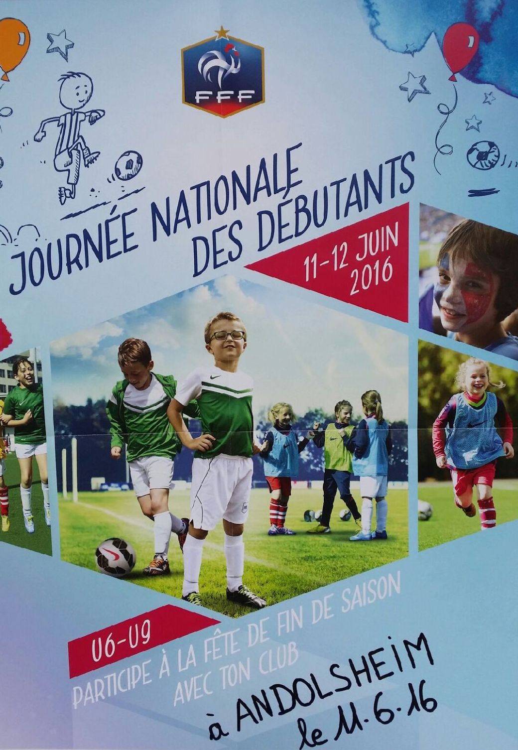 as andolsheim journée nationale Débutants Pitchounes