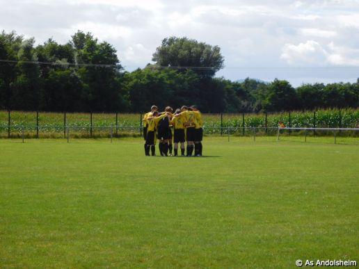 Coupe d'Alsace As Andolsheim Vs As Winzenheim 10