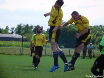 Coupe d'Alsace As Andolsheim Vs As Winzenheim 14