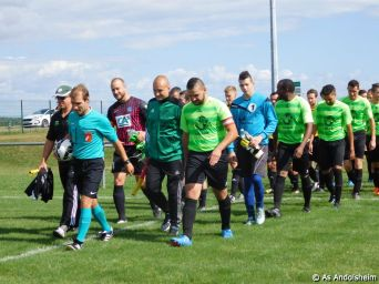Coupe d'Alsace As Andolsheim Vs As Winzenheim 2