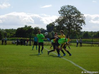 Coupe d'Alsace As Andolsheim Vs As Winzenheim 26