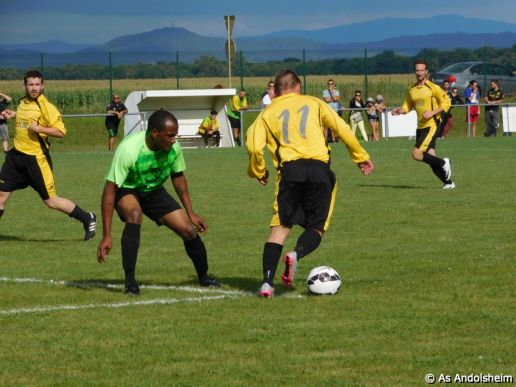 Coupe d'Alsace As Andolsheim Vs As Winzenheim 31