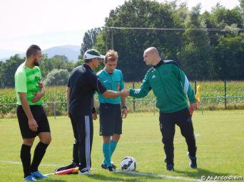 Coupe d'Alsace As Andolsheim Vs As Winzenheim 7