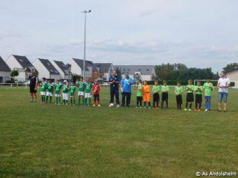 As Andolsheim Tournoi de rentree U 11 FC Horbourg wihr 84