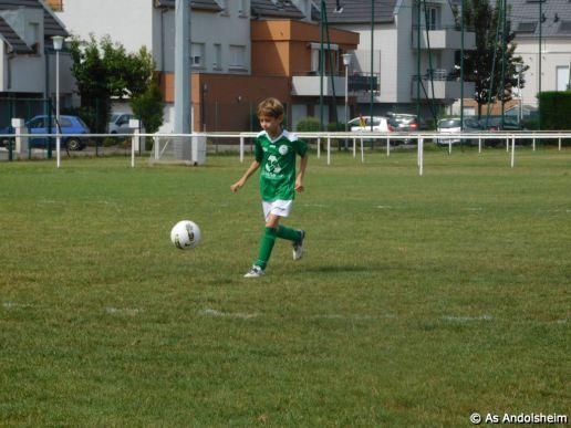 As Andolsheim Tournoi de rentree U 11 FC Horbourg wihr 88