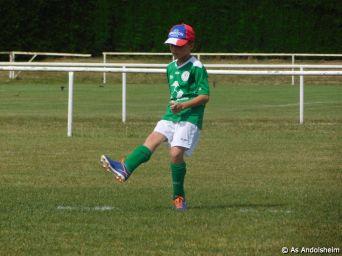 As Andolsheim Tournoi de rentree U 11 FC Horbourg wihr 92