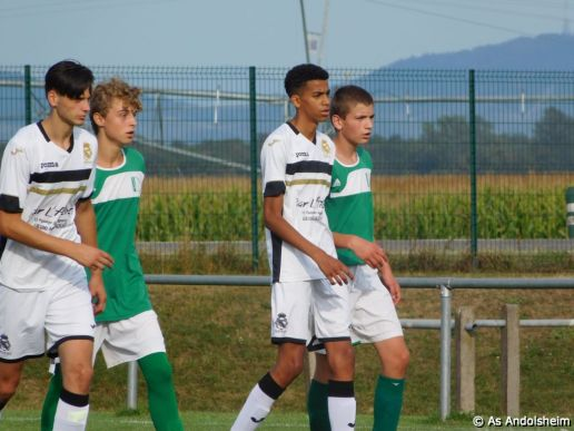 Gambardella As Andolsheim Vs Real Mulhouse 21