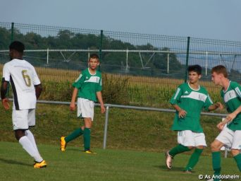 Gambardella As Andolsheim Vs Real Mulhouse 27