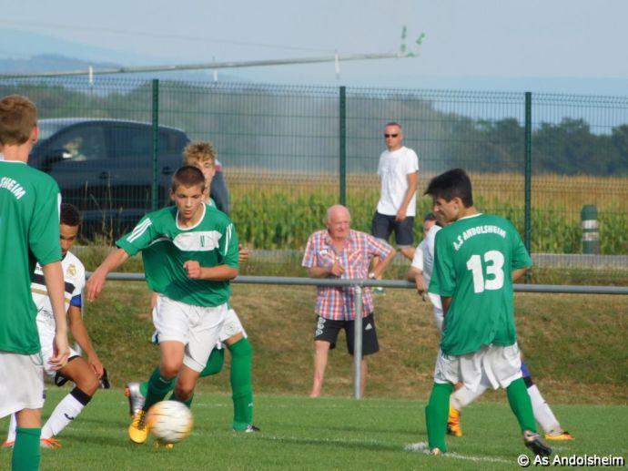 Gambardella As Andolsheim Vs Real Mulhouse 30