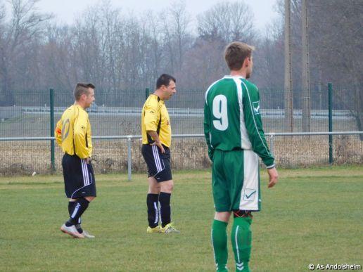 AS Andolsheim Seniors vs AS Sigolsheim 1