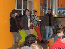 AS Andolsheim fete Noel des U 11 18
