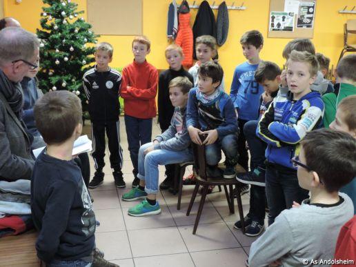 AS Andolsheim fete Noel des U 11 33