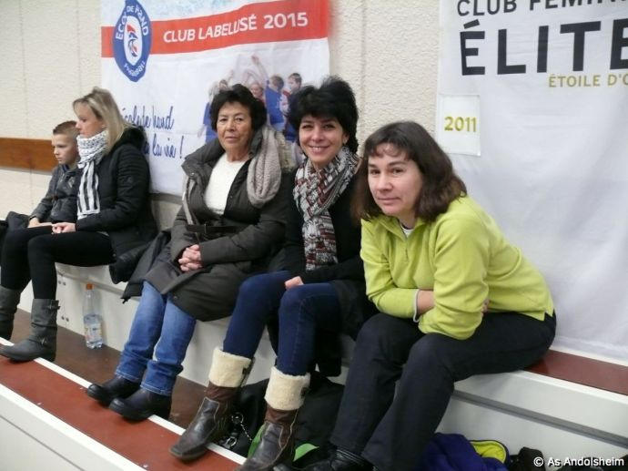 as andolsheim U 15 A tournoi en salle Fc Horbourg Wihr 3