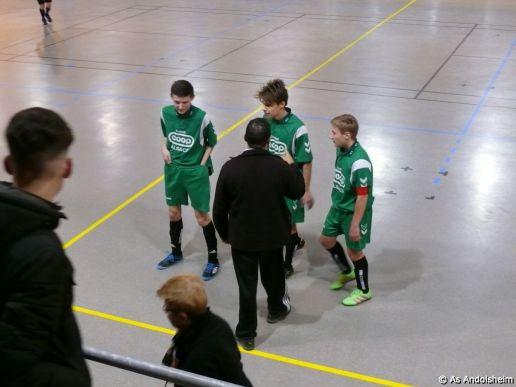 as andolsheim U 15 Promo Tournoi en salle ASC Biesheim 1