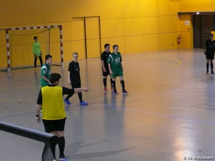 as andolsheim U 15 Promo Tournoi en salle ASC Biesheim 13